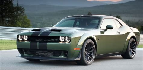 2019 Dodge Challenger Hellcat by 2019 Dodge Challenger Hellcat Redeye Review Has All The