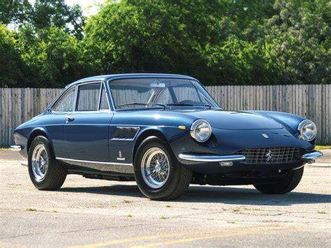 Полет дизайнерской мысли (15 фотографий). SOLD! $930K + premium ~ 1967 Ferrari 330 GTC by Pininfarina | Monterey 2014 | RM AUCTIONS ...