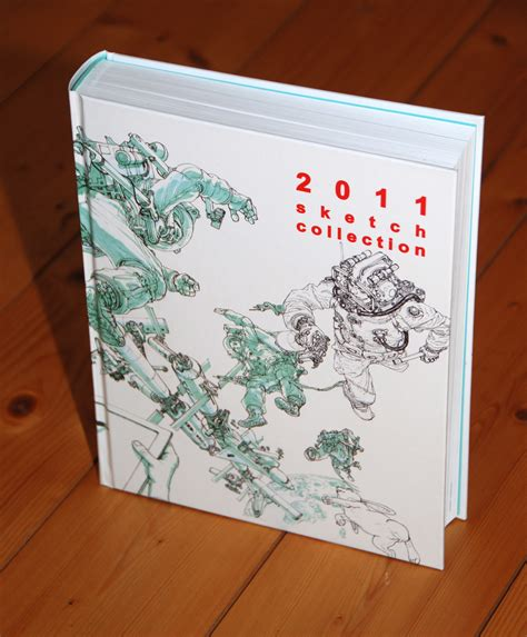 Kim Jung Gi Superani The 2011 Sketchbook