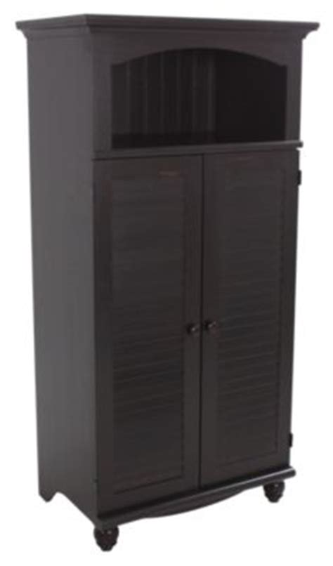 Sauder Harbor View Desk Armoire by Sauder Harbor View Computer Armoire Homemakers Furniture