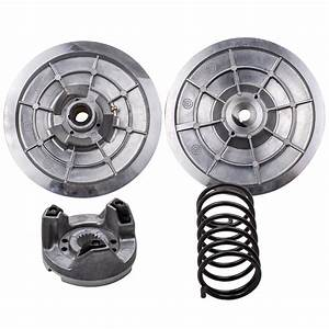 For Yamaha Secondary Driven Clutch Set Golf Cart Gas 4