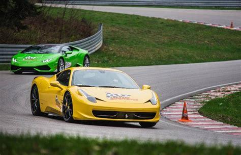 Both do offer sports cars, however, ferrari also offers grand tourer (gt) models. Lamborghini Huracan vs Ferrari Italia