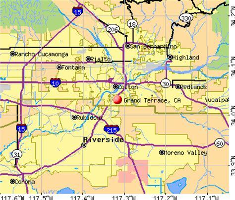 grand terrace ca grand terrace california ca 92313 profile population