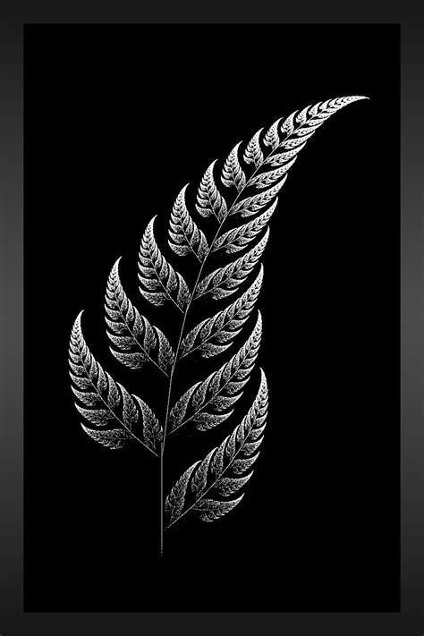 silver fern  aeires  oak ideas fern tattoo