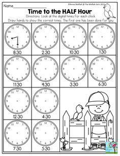 grade time worksheets images worksheets