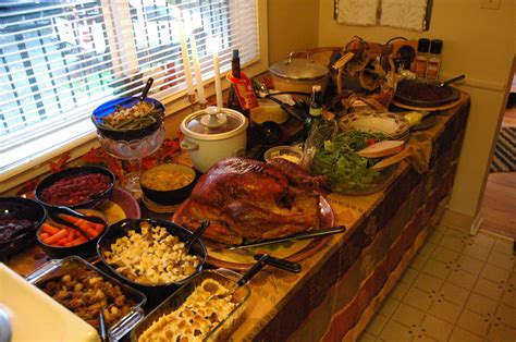 a dinner thanksgiving day thoughts house of the triple s