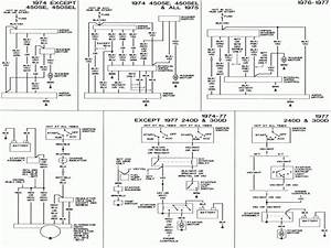 1977 Mercedes 300d Wiring Diagram