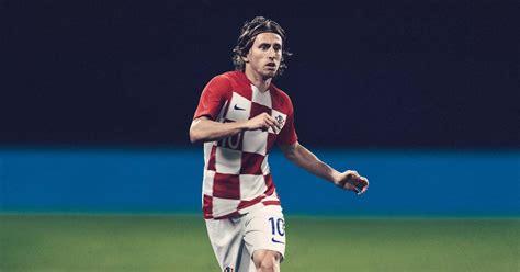 Nike Launch Croatia World Cup Home Away Shirts