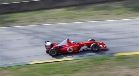 You're a member of a special club. DRIVETRIBE - Ferrari V10 F1 car symphony at Road Atlanta | Facebook