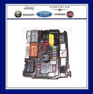 Citroen Picasso Engine Fuse Box by New Genuine Oe Citroen Engine Bay Fuse Box Bsm Fits C3