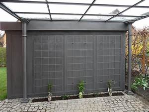 Rankgitter Metall Freistehend : carports ferrum ~ Watch28wear.com Haus und Dekorationen