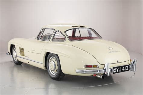 This mercedes 300sl sold for a cold hard sum of sequential cash. 1955 Mercedes-Benz 300SL Gullwing For Sale - Exotic Car List