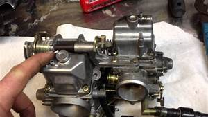 1995 Yamaha Virago 1100 Carb Removal    Clean    Reinstall
