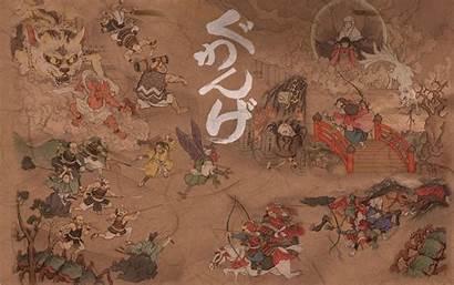 Asian Background Japanese Fantasy Wallpapers Wallpapersafari