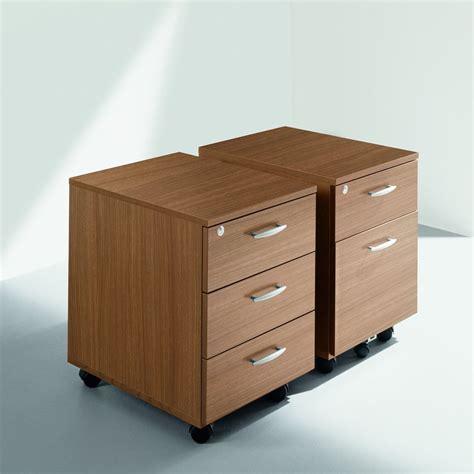 caisson de bureau cassettiera wood caisson de bureau en laminé avec