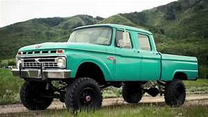 1961 To 1966 Ford Trucks