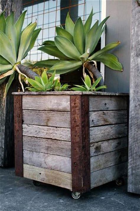 diy planter box diy pallet planter box ideas pallets designs