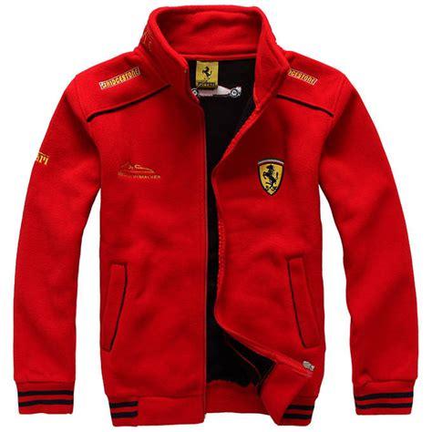 ferrari clothing men 39 s clothing f1 ferrari racing suit new winter coat