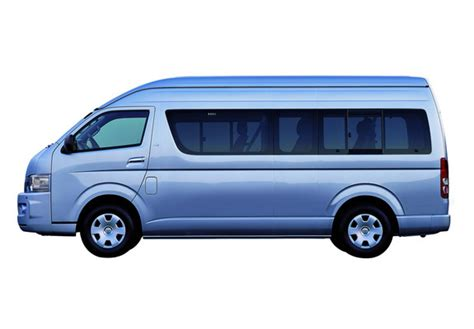 Toyota Hiace Wallpapers by Toyota Hiace Combi High Roof 2004 10 Wallpapers