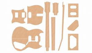 Gibson Sg Special Router Templates