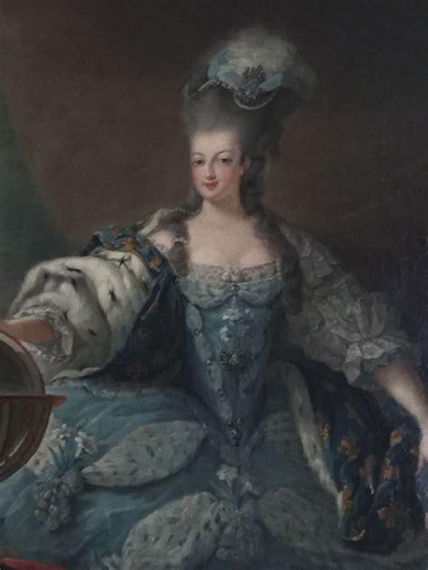 F Janinet Marie Antoinette En Grand Habit De Cour 1775 Par Jean