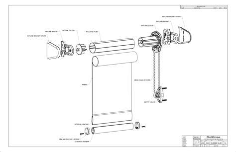 oc window shades window roller shades components