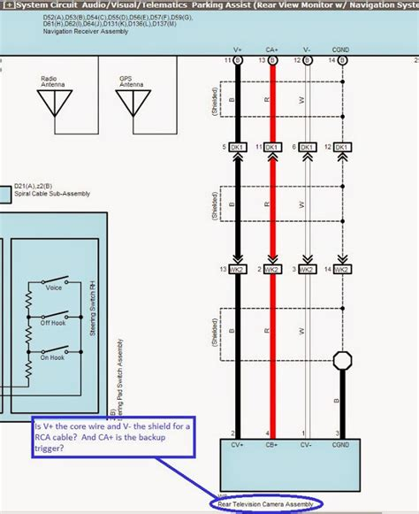 Radio Wiring Diagram For Kenwood Dnx7120 by Help Needed For Wiring Kenwood Receiver With Stock Backup