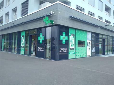 Pharmacie des Saules Pharmacie à Nyon - Heures d'ouverture ...