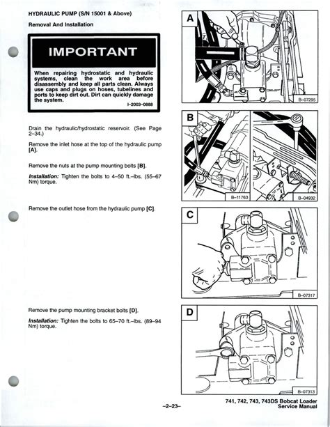 Bobcat 741 Wiring Diagram by Bobcat 741 742 743 743ds Factory Service And Repair