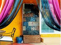 water wall fountain How to Make a Slate Water-Wall Feature   HGTV