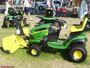 Tractordata Com John Deere La145 Tractor Photos Information