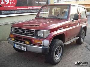 1990 Toyota Landcruiser Lj 73 Special