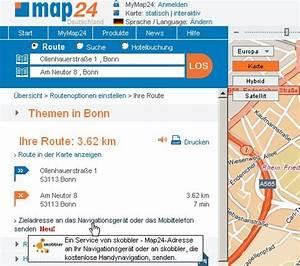 Map24 Route Berechnen Kostenlos : ziele direkt von map24 und hrs an skobbler senden scout global blog ~ Themetempest.com Abrechnung