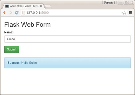 flask forms flask web forms python tutorial