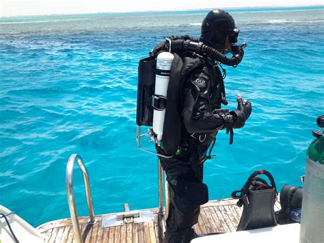 Some Great Tekdeep Egypt Guests With Rebreathers