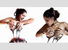 Women Tear Themselves Apart In MindBending Body Art By