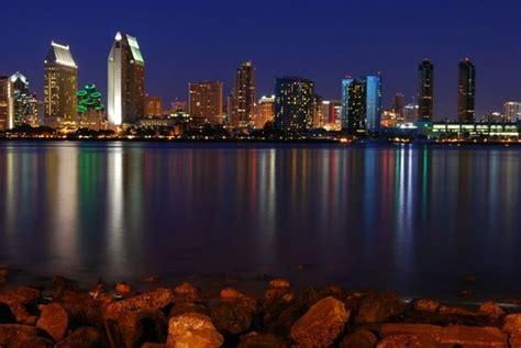 San Diego Skyline Picture California