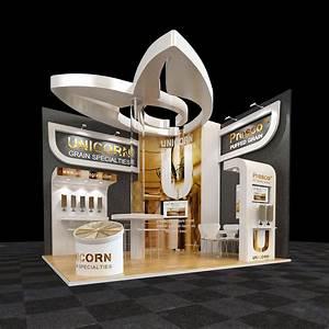 Exhibition, 3d, Design