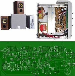 2 1 Microlab Amplifier Circuit Tda2030
