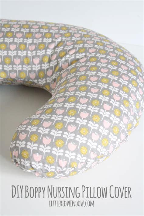 boppy pillow cover diy boppy nursing pillow cover window