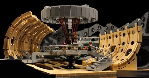 11th Doctor Tardis Interior by An Amazing Moc Lego Recreation Of The 11th Doctor S