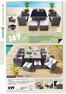 Leclerc Plein Air : salon de jardin leclerc brasseriedb ~ Dallasstarsshop.com Idées de Décoration