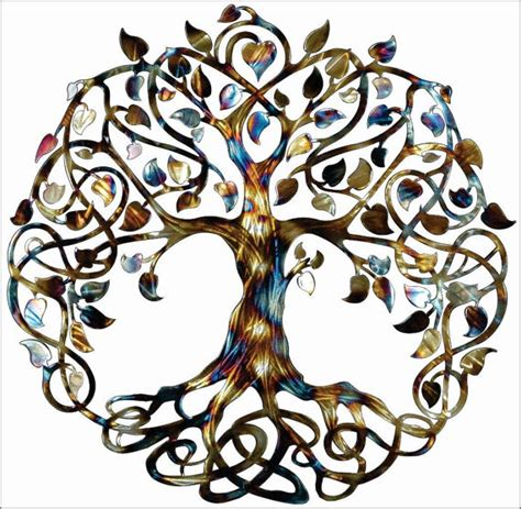 cuisiner placenta graduation don arbre de vie infini arbre wall decor mur