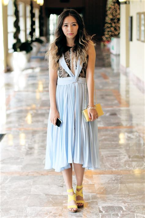 Yellow Aldo Bags Sky Blue Chicwish Dresses Yellow Zappos Heels | u0026quot;Wedding Outfit in Florida ...