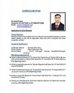 Cabin Crew Cover Letter C V Chief Steward Suresh Updated