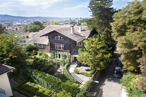 chalet villa  zurich city switzerland luxury homes