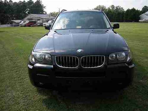 Purchase Used 2006 Bmw X3 3.0i Sport Utility 4-door 3.0l