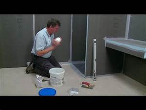 Wedi Bodengleiche Dusche : wedi de training bodengleiche dusche fundo primo in beton einbauen youtube ~ Frokenaadalensverden.com Haus und Dekorationen