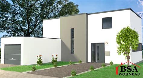 Cube Häuser Grundrisse by Haus Im Bauhausstil Modernes Haus Im Bauhausstil