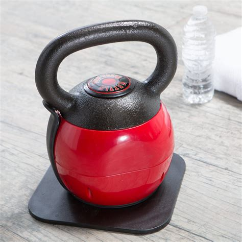 kettlebell adjustable options